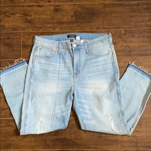 NWT Jcrew Lightwash Boyfriend Jeans